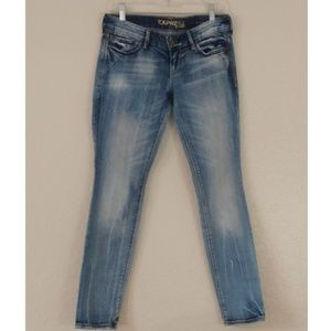 Express Zelda Ultra Skinny Jeans